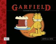 Garfield Gesamtausgabe 17: 2010-2012