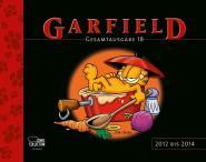 Garfield Gesamtausgabe 18: 2012-2014