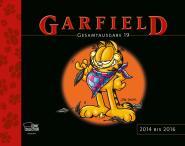 Garfield Gesamtausgabe 19: 2014-2016