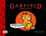 Garfield Gesamtausgabe 2: 1980-1982