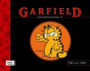 Garfield Gesamtausgabe 3: 1982-1984