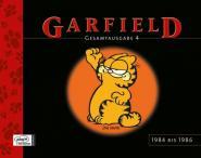 Garfield Gesamtausgabe 4: 1984-1986