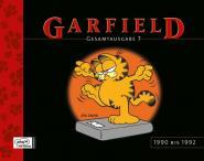 Garfield Gesamtausgabe 7: 1990-1992