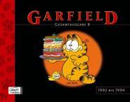 Garfield Gesamtausgabe 8: 1992-1994