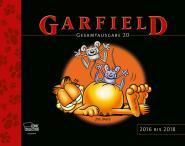 Garfield Gesamtausgabe 20: 2016-2018