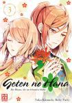 Geten no Hana – Die Blume, die im Schatten blüht Band 3