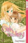 Girls Love Twist Band 11