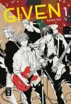 Given Band 1