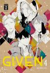 Given Band 4