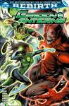 Green Lanterns (Rebirth) 2: Die rote Flut