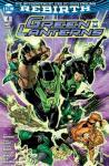 Green Lanterns (Rebirth) 6: Am Anfang der Zeit