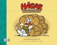 Hägar Gesamtausgabe Band 10: Tagesstrips 1987-1989