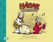 Hägar Gesamtausgabe Band 11: Tagesstrips 1989-1991