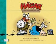 Hägar Gesamtausgabe Band 12: Sonntagsstrips 1985-1991