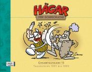Hägar Gesamtausgabe Band 13: Tagesstrips 1991 bis 1993