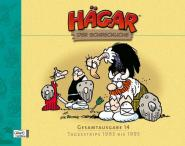 Hägar Gesamtausgabe Band 14: Tagesstrips 1993 bis 1995