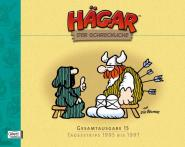 Hägar Gesamtausgabe Band 15: Tagesstrips 1995 bis 1997