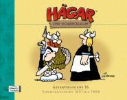 Hägar Gesamtausgabe Band 16: Sonntagsstrips 1991 bis 1996