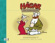 Hägar Gesamtausgabe Band 17: Tagesstrips 1997 bis 1999