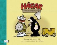 Hägar Gesamtausgabe Band 18: Tagesstrips 1999 bis 2000