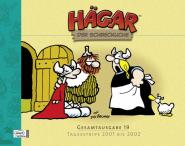 Hägar Gesamtausgabe Band 19: Tagesstrips 2001 bis 2002