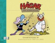 Hägar Gesamtausgabe Band 20: Sonntagsseiten 1997 bis 2002