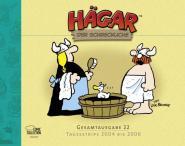 Hägar Gesamtausgabe Band 22: Tagesstrips 2004 bis 2006