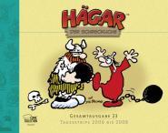 Hägar Gesamtausgabe Band 23: Tagesstrips 2006 bis 2008