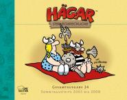 Hägar Gesamtausgabe Band 24: Sonntagsseiten 2002 bis 2008