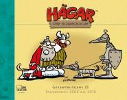Hägar Gesamtausgabe Band 25: Tagesstrips 2008 bis 2010