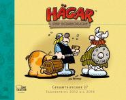 Hägar Gesamtausgabe Band 27: Tagesstrips 2012 bis 2014
