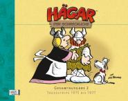 Hägar Gesamtausgabe Band 2: Tagesstrips 1975-1977