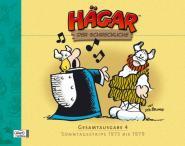 Hägar Gesamtausgabe Band 4: Sonntagsstrips 1973-1979