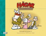 Hägar Gesamtausgabe Band 5: Tagesstrips 1979-1981