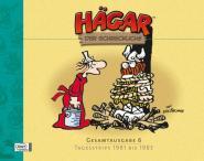Hägar Gesamtausgabe Band 6: Tagesstrips 1981-1983