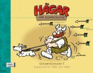 Hägar Gesamtausgabe Band 7: Tagesstrips 1983-1985