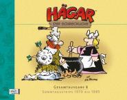 Hägar Gesamtausgabe Band 8: Sonntagsstrips 1979-1985