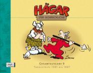 Hägar Gesamtausgabe Band 9: Tagesstrips 1985-1987