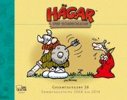 Hägar Gesamtausgabe Band 28: Sonntagsseiten 2008 bis 2014