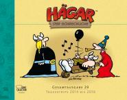 Hägar Gesamtausgabe Band 29: Tagesstrips 2014 bis 2016