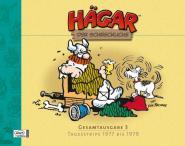 Hägar Gesamtausgabe Band 3: Tagesstrips 1977-1979