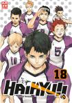 Haikyu!! Band 18