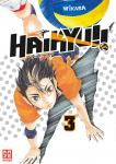 Haikyu!! Band 3