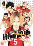 Haikyu!! Band 4