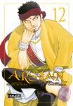 The Heroic Legend of Arslan Band 12