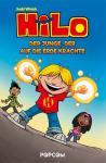 Hilo 1: Der Junge, der auf die Erde krachte