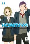 Horimiya Band 11