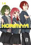 Horimiya Band 14