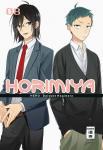 Horimiya Band 8