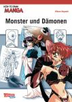 How to Draw Manga Monster und Dämonen